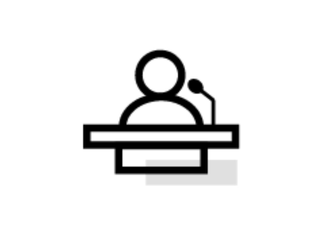 Develop your public profile & public speaking skills