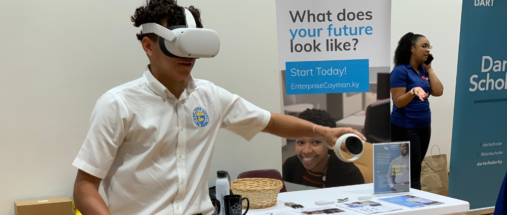 Virtual Reality Cayman Islands